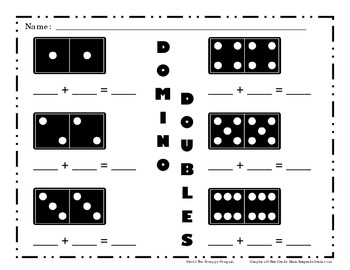 Domino Doubles (1 to 6)