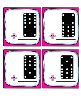 Domino Elevens Fact Fluency