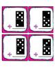 Domino Fives Fact Fluency