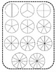 Domino Fraction Game