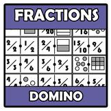 Domino - Fractions