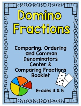 Fractions Center Grades 4 and 5