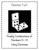 Domino Fun-Finding Combinations of Numbers 0-10