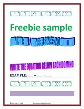 Domino Fun Freebie