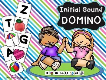 Domino: Initial sound