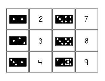 Domino Match - Math Game