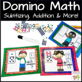 Domino Math: Domino Addition Centers