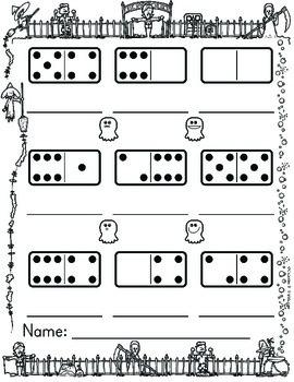 Domino Math Addition