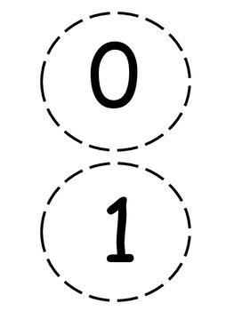 Domino Math Circles