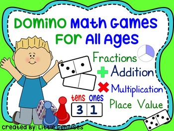 Domino Math Games: Hands-On Fun for Everyone