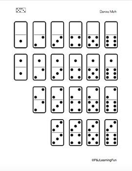 Domino Math: Multiplication!