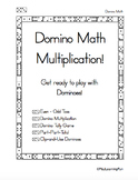 Domino Math: Multiplication!