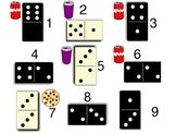 Domino Math Pattern
