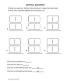 Domino Math: Addition and Subtraction Recording Sheets