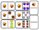 "Domino Math with ""Presents"" Theme/Matching/One to One Correspondence for Autism"