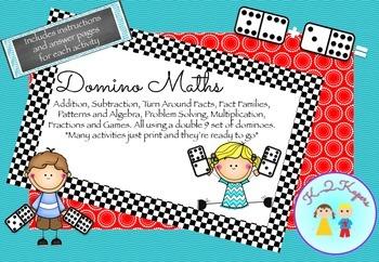 Domino Maths Bundle