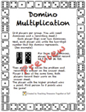 Domino Multiplication!