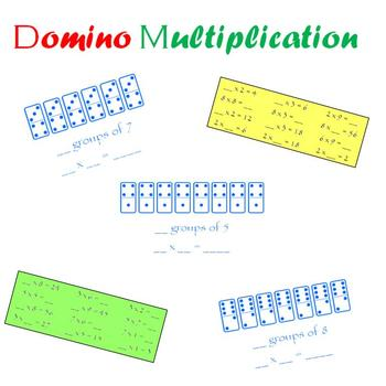 Domino Multiplication