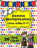 Domino Multiplication- Times Tables (0-4)