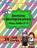 Domino Multiplication- Times Tables (5-9)