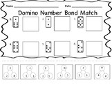 Domino Number Bond Match