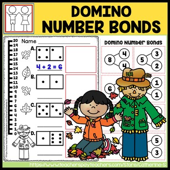 Number Bonds to 10 Worksheets