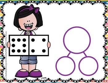 Domino Number Bonds