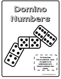 Domino Number Freebie