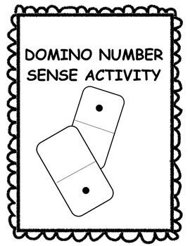 Domino Number Sense Activity
