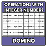 Domino - Operations with integers