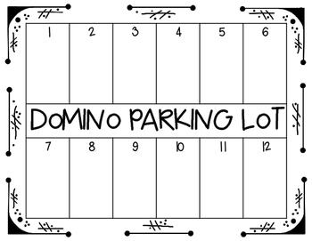 Domino Parking Lot