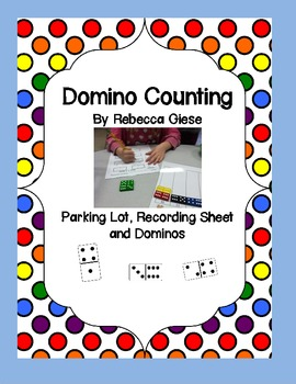 Domino Parking Lot {Decomposing Numbers} Activity