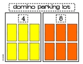 Domino Parking Lot Math Center