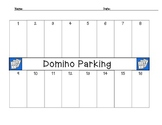 Domino Parking/ Number recognition