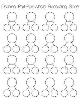 Domino Part Part Whole
