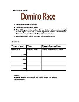 Domino Speed Lab