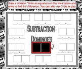 Domino Subtraction