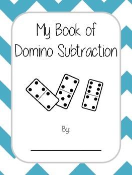Domino Subtraction Book