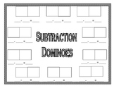 Domino Subtraction pdf