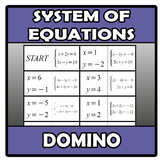 Domino - System of equations (TARSIA)
