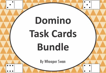 Domino Task Cards Bundle