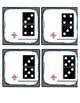 Domino Threes Fact Fluency