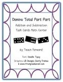 Domino Total Part Part Diagram Math Center