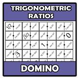 Domino - Trigonometric ratios - Razones trigonométricas