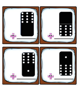 Domino Twelves' Fact Fluency