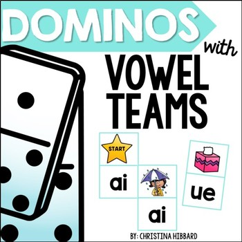 Domino Vowel Teams