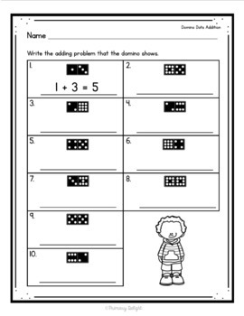 Domino War (A Number Sense Game)