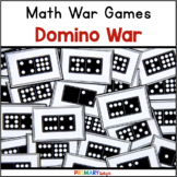 Number Sense Game with Domino Cards