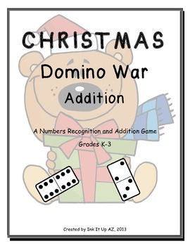 Domino War (Addition) Christmas