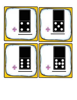 Domino Zeros Fact Fluency